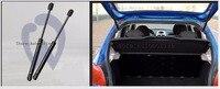 2PCS For Peugeot 206 Hatchback 1998 1999 2000 2001 2002 2003 2004 2005 2006 2007 Rear Tailgate Gas Struts Spring Boot holders