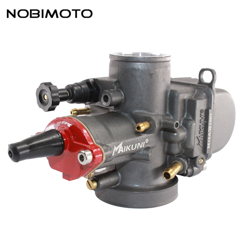 NOBIMOTO carburateur Maikuni   28mm PWK28, carburateur à main pour assemblage 150cc 200cc, pièces de moto de poche,