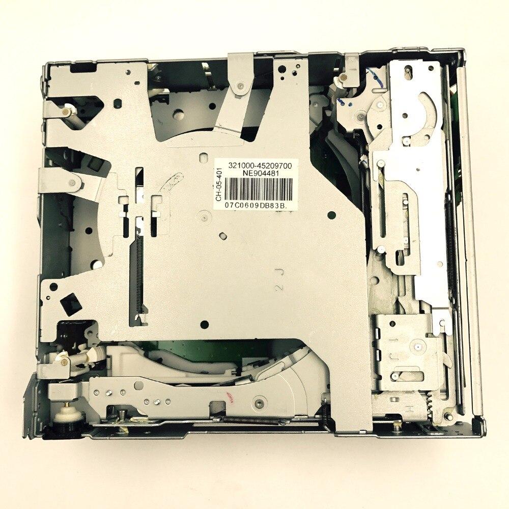 Original novo ch-05 ch-05-431 ch-05-421 ch-05-401 4cd carregador para toyota sistema de áudio do carro