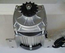 Dc36v/48 v/60 v 350 w/500 w/600 w/750 w 450rpm bm1418zxf ímã permanente dc brushless engrenado motor triciclo elétrico/diy acessórios