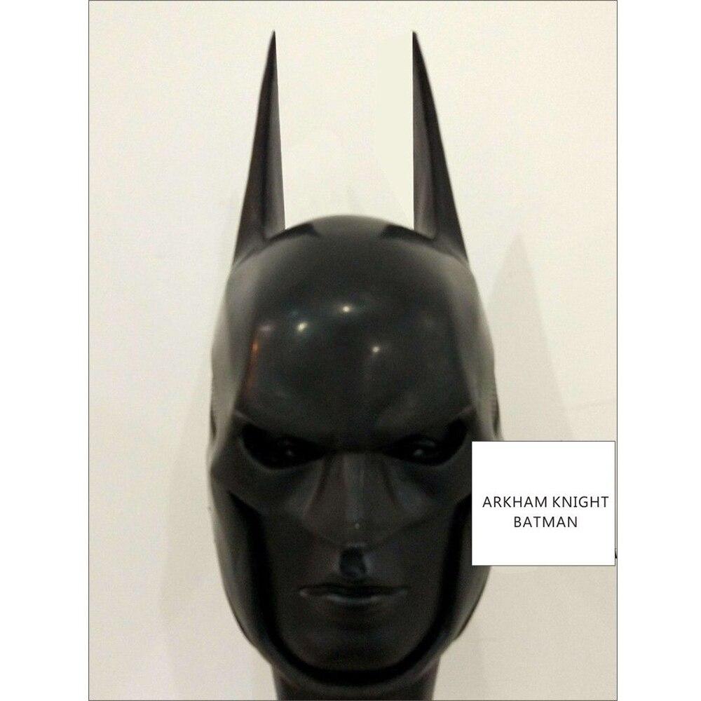 Маска для шлема ARKHAM KNIGHT, резиновая маска из эластичного материала