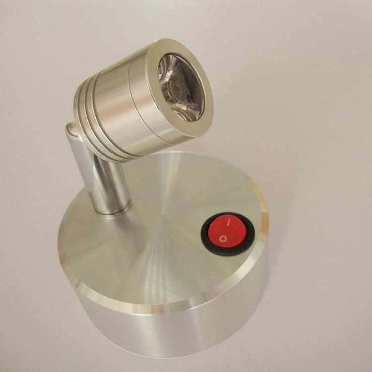 Proyector de batería LED, pequeña lámpara de emergencia para ventana, armario, lámpara de TV, Fondo de exposición, lámpara de carretera TA10216
