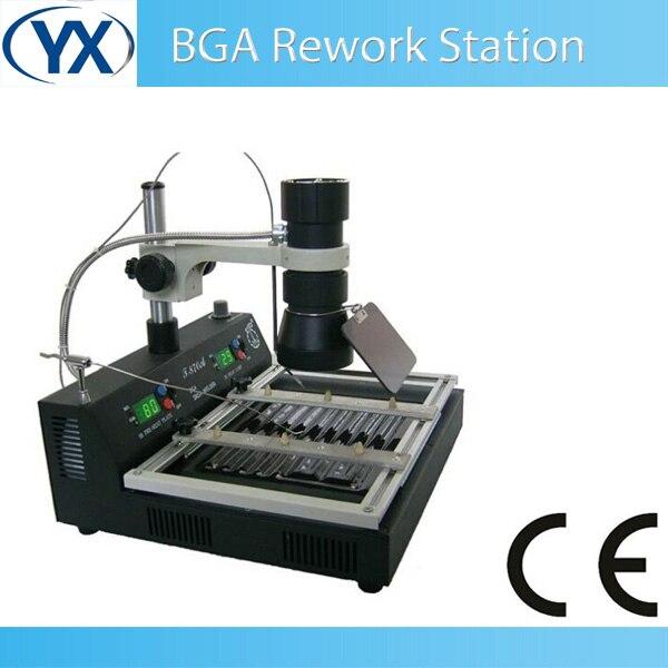 Máquina de soldadura BGA, Estación de retrabajo de Bga, 220V, 110V, T870A, Estación de retrabajo de BGA de soldadura IRDA, montaje del producto