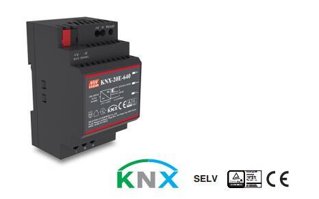 Mean well KNX-20E 20 Вт KNX источник питания/KNX-20E-640