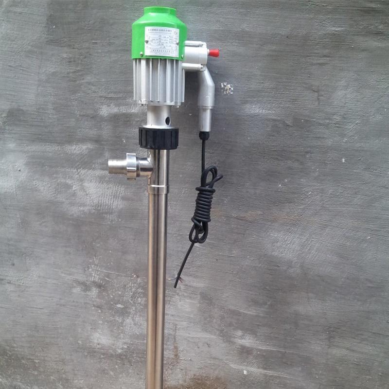 electric fuel pump made in china motor barrel pump