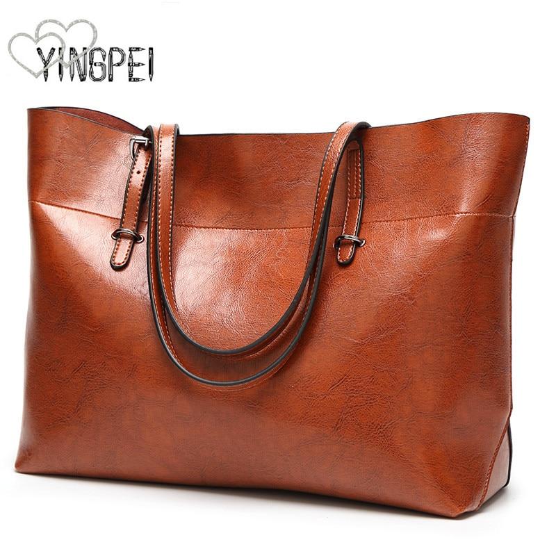 Women Bag Designer New Fashion Casual women's handbags Luxury shoulder bag high quality PU Brand European style Large capacity