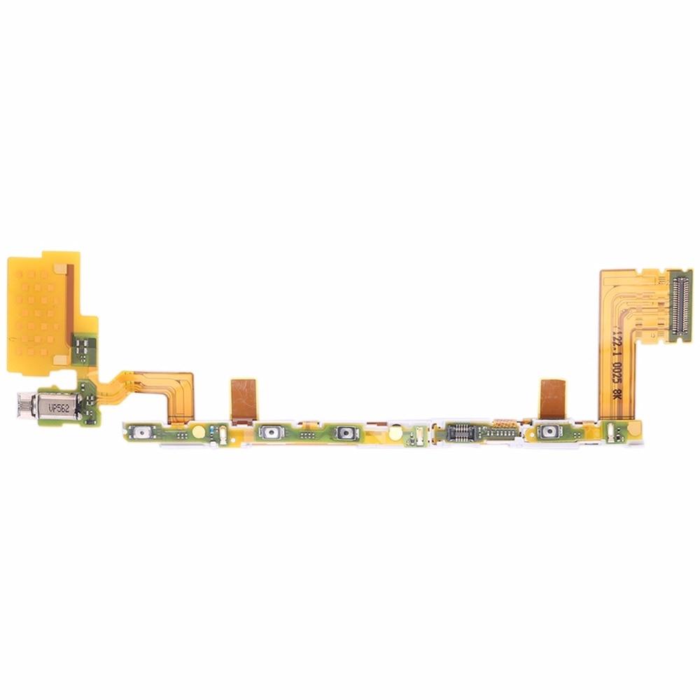 Botón de encendido y botón de volumen Cable flexible para Sony Xperia...