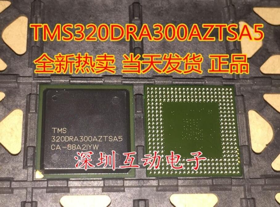 Módulo TMS320DRA300AZTSA5 ADSP-BF539 MPC564MZP56B M29W400FT5AZA6 SDIN8DE4-32G 1 piezas-10 piezas Original auténtico un