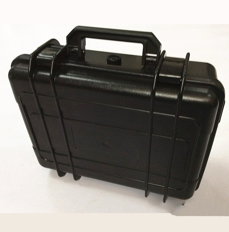 Small size ABS plastic tool case tool box for voltmeter/folding knife