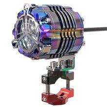Spirit bête projecteur L3 30w Led   Projecteur de moto, phare, lampe stroboscopique auxiliaire universel de Motocross