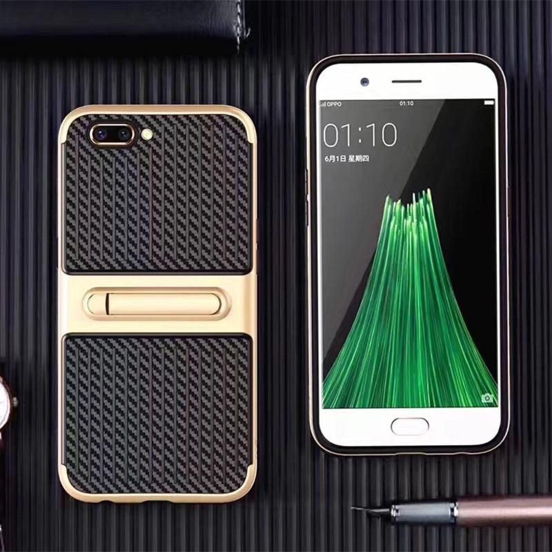 Fundas de teléfono móvil de plástico radiador de liberación de calor de lujo para iPhone7 7 7 Plus 6 S 6 Plus Kickstand Funda protector de Shell caso