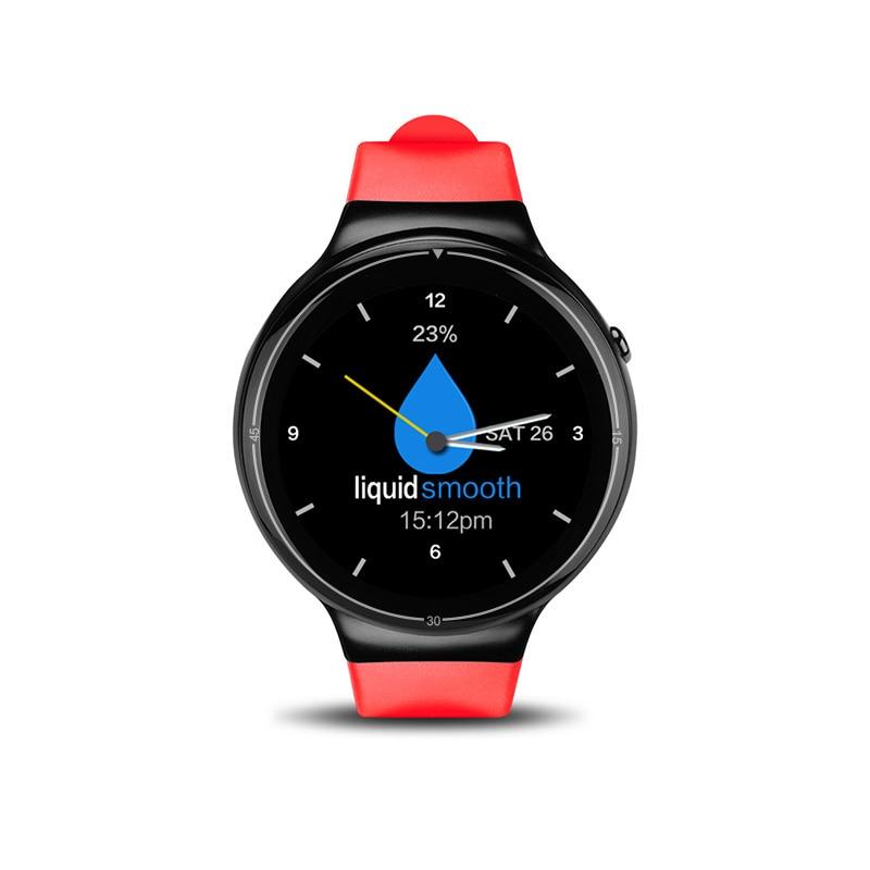 2018 Bluetooth Smart Watch I4 Pro Android 5,1 RAM 2GB ROM 16GB inteligente GPS WiFi Nano tarjeta SIM 3G reloj hombres reloj de pulsera