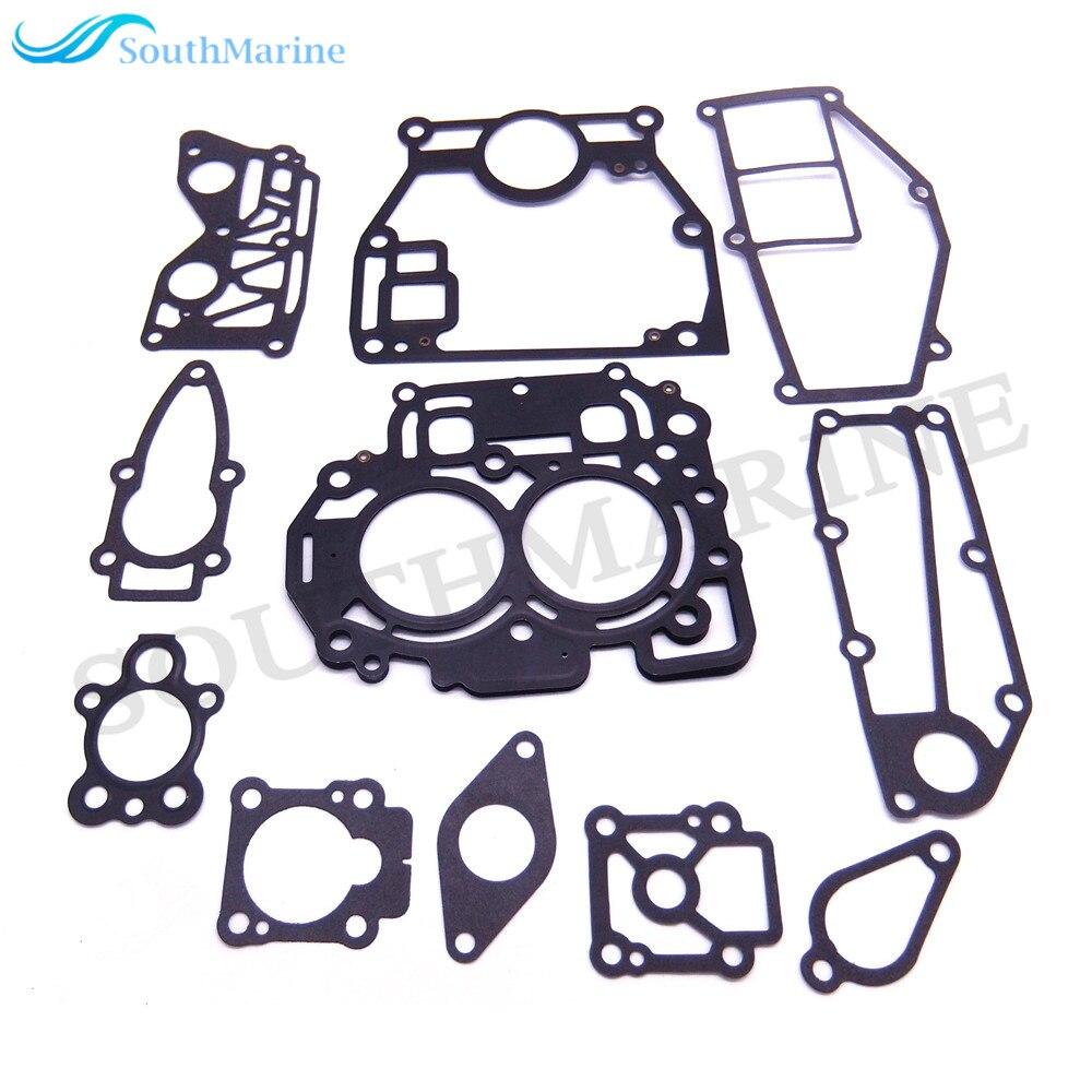 Complete Power Head Seal Gasket Kit for Tohatsu Nissan 9.8hp 8hp 4-stroke NSF MFS8 MFS9.8 Boat Engine