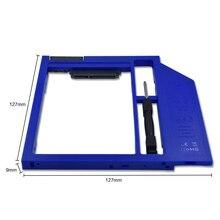 Boîtier de disque dur 9.5mm SATA 3.0 Optibay boîtier de disque dur 2.5