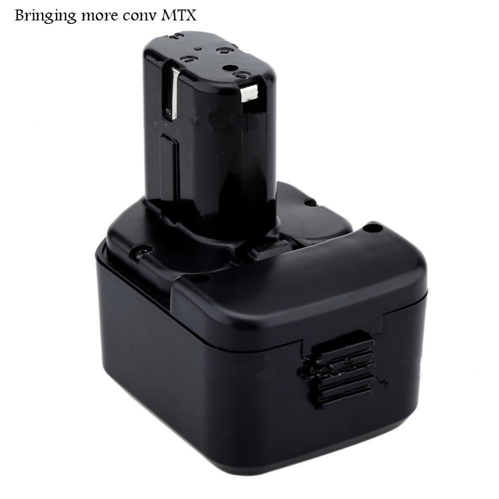 NOVA 12V 3.0Ah 3000mAh Bateria para Hitachi EB1220BL EB1214S EB1212S WR12DMR CD4D DH15DV C5D