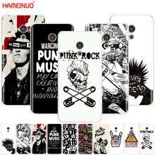 HAMEINUO Punk Rock Housse coque de téléphone pour Meizu M6 M5 M5S M2 M3 M3S MX4 MX5 MX6 PRO 6 5 U10 U20 note plus