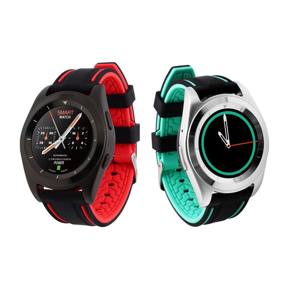 Hot NO.1 G6 Fashion Sport Bluetooth 4.0 Smart Watch Fitness Tracker Heart Rate Monitor Business Smartwatch Phone for Android IOS