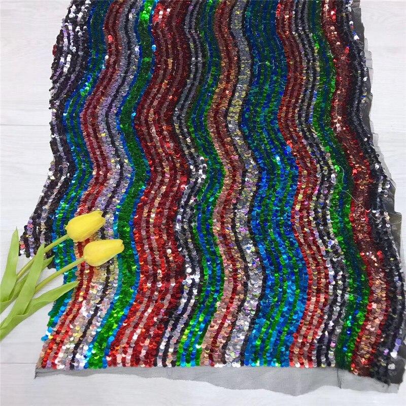Nuevo diseño de alta calidad H-120818 tela de encaje francés tela de encaje africano con tela de tul de malla bordada para vestido de fiesta