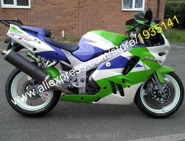 For Kawasaki NINJA ZX9R Parts 94 95 96 97 ZX-9R ZX 9R 1994 1995 1996 1997 Sport Aftermarket Motorbike Fairing Kit