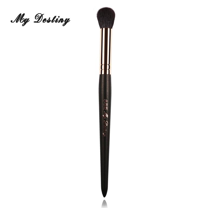 MY DESTINY Goat Hair Large Eyeshadow Brush Eye Shadow Blending Make Up Makeup Brushes Pinceis Pincel Maquiagem Pinceaux 033