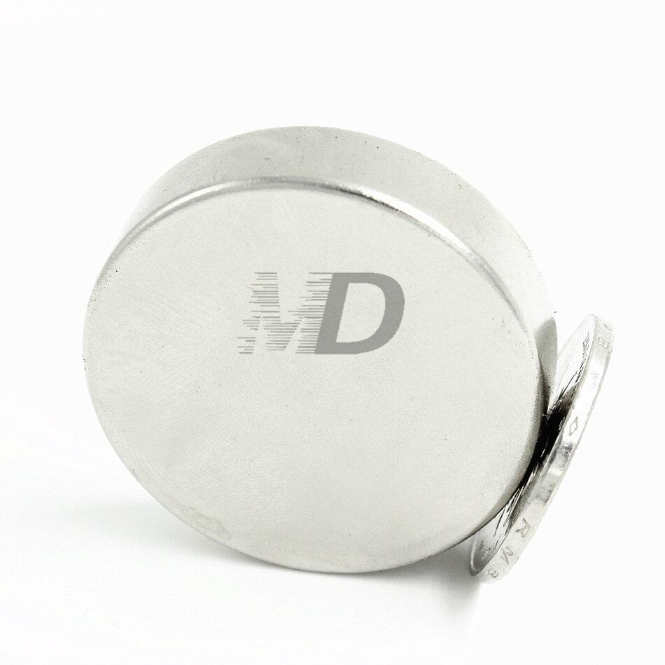 5 قطعة النيوديميوم N35 ضياء 40 مللي متر X 10 مللي متر مغناطيس قوي القرص الصغير ندفيب الأرض النادرة للحرف نماذج الثلاجة الشائكة المغناطيس 40x10mm