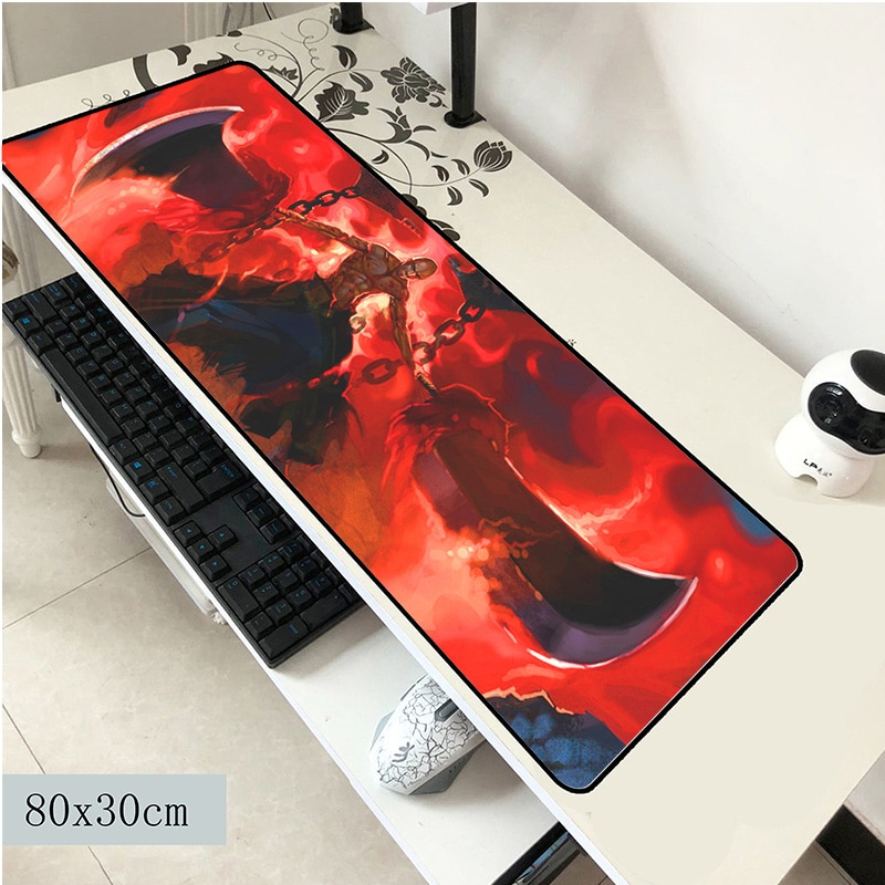 BLEACH maus pad 800x300x3mm maus matte laptop große padmouse notbook computer gaming mauspad Ichimaru Gin gamer spielen matten
