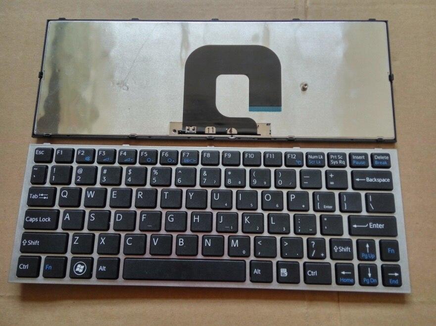 SSEA envío gratis nuevo teclado negro para Sony PCG-31311W envío gratis