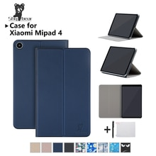 "Shy Bear Cover Case For Xiaomi Mi Pad 4 MiPad4 8 inch  PU Leather Protective Smart Case for xiaomi MiPad4 MiPad 8.0"" case cover"