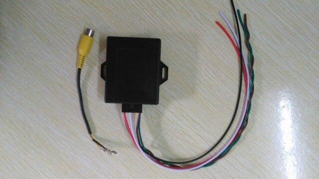 Activador de cámara de emulador de imagen inversa para BMW Serie 3/5/7 F18 F10 F02 Fxx NBT