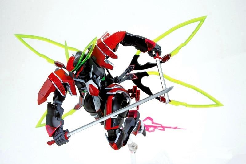 Envío Gratis Dragon momoko Gundam modelo Hg 1/144 Sunrise valvrave i hito RM-011