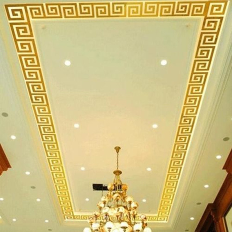 10 Uds DIY adhesivo espejo de plástico acrílico moderno techo pared del dormitorio pegatina plata espejo azulejos decoración 48*48mm