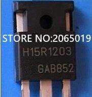 5PCS NEUE IHW15N120R3 H15R1203 H15R12O3 15A 1200V TO-3P