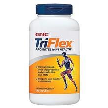 Triflex 240 Caplets, glucosamina condroitina msm glucosamina condroitina MSM, de los Estados Unidos, hematita, natrual