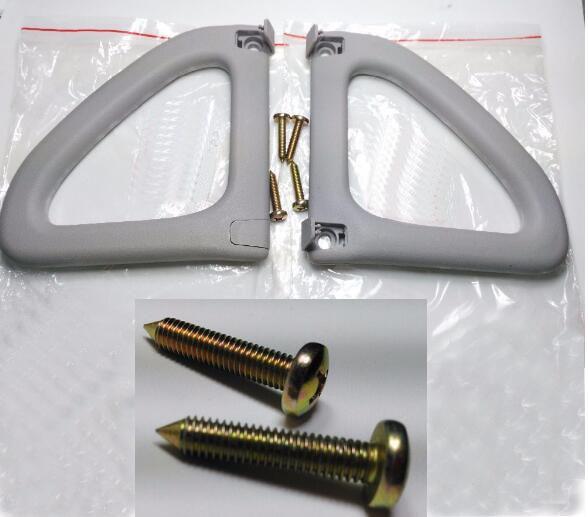 Левая Правая ручка захвата крыши для Mitsubishi Montero Shogun Pajero MK3 V73 V75 V77 подлокотник крыши с монтажным винтом
