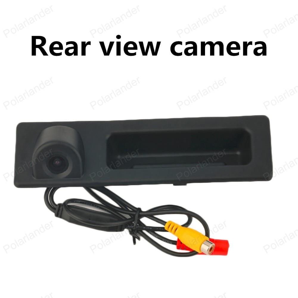 big sale Night vision For BMW F10 F11 F25 F30 Rear view camera waterproof Car parking Trunk handle camera