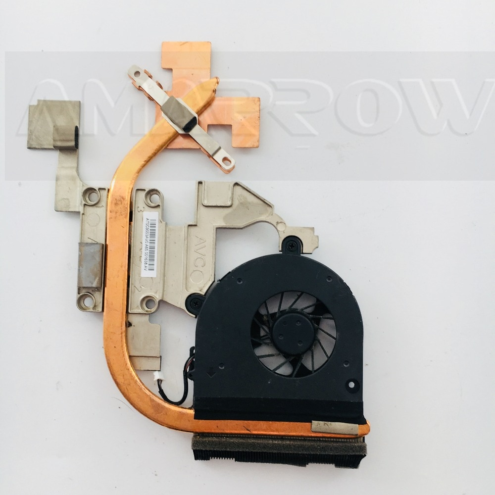 Original laptop heatsink cooling fan cpu cooler For ACER 5741 5741g 5742 5742g 5551G AT0C9003AV0 AT0C9003SS0