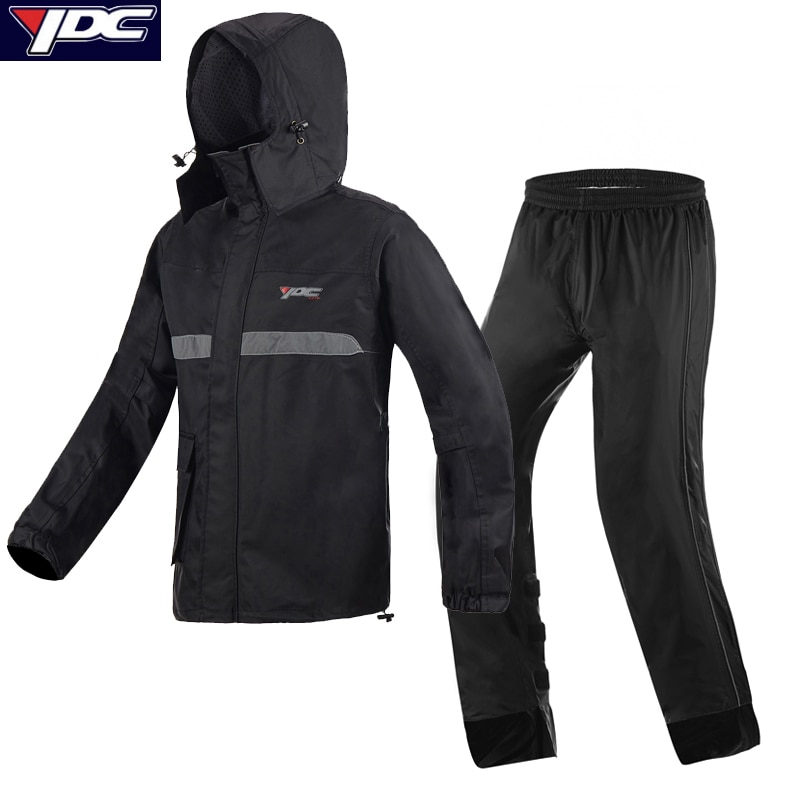 Chubasquero impermeable para deportes al aire libre, chaqueta de lluvia para moto,...