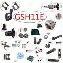 Tous les accessoires doutils électriques remplacent pour BOSCH GSH11E outils de sélection de pioche électrique