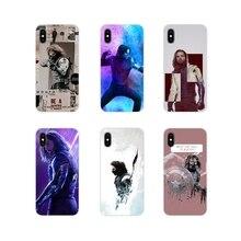 For Samsung Galaxy S3 S4 S5 Mini S6 S7 Edge S8 S9 S10 Lite Plus Note 4 5 8 9 Fashion Case Marvel the winter solider bucky barnes