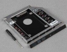 Yeni Lenovo ThinkPad Edge E431 E531 E540 2nd Sabit Disk HDD SSD Caddy Adaptörü