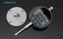 0.001mm numérique cadran indicateur micromètre précis 25.4 MM/1