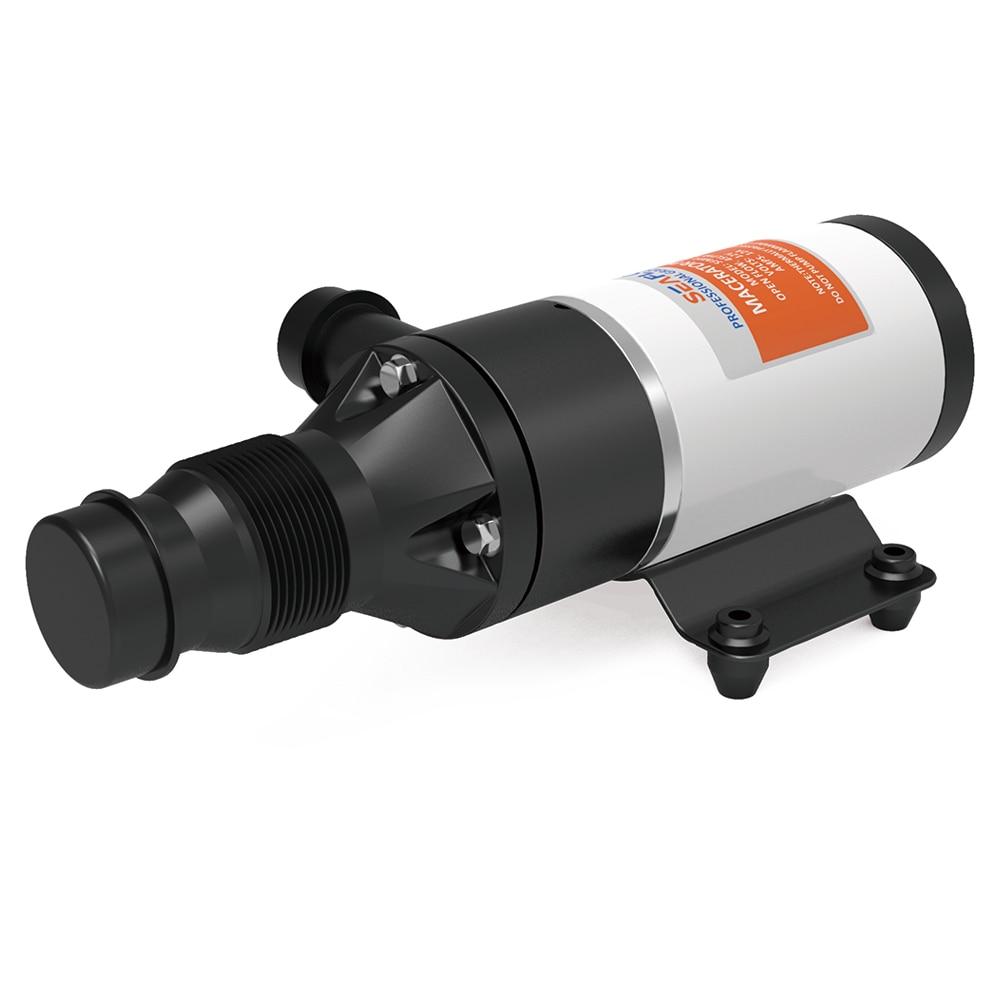 New SEAFLO RV Macerator Pump 12 GPM 45 LPM 12 Volt Waste Pump Macerating Toilet Unlike Jabsco Shurflo Rule