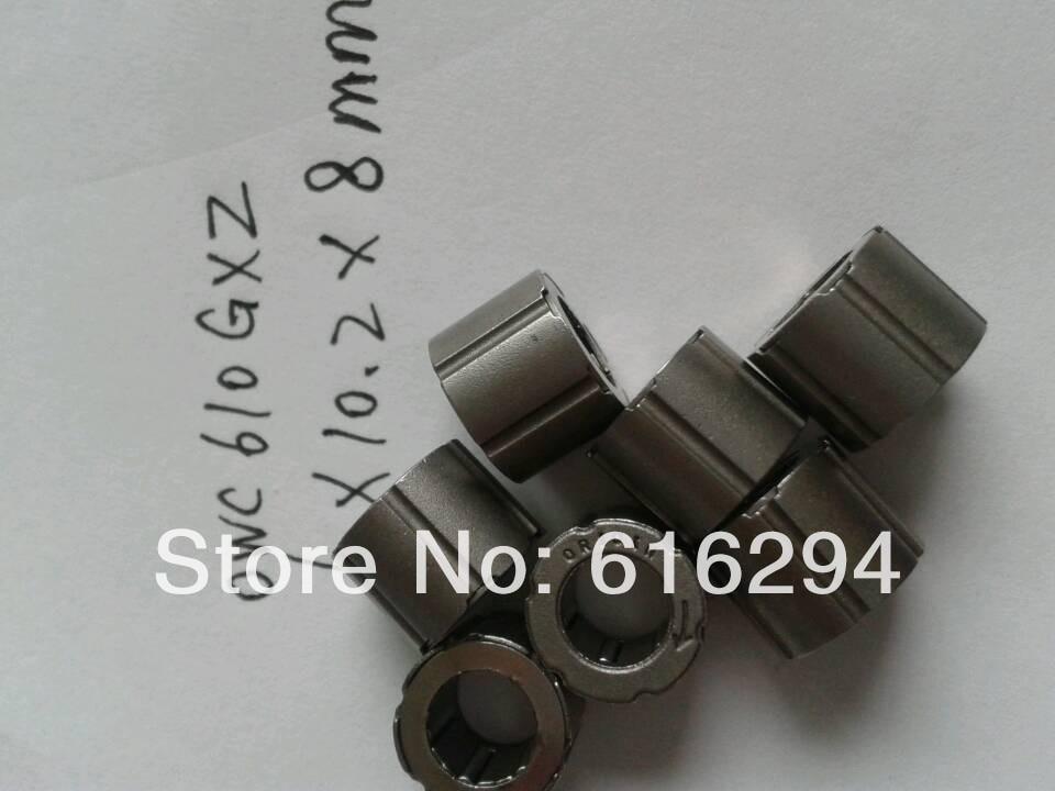 One-way clutch bearing OWC610GXZ (6* 10.2 * 8MM) printers bearing / Mounter bearing
