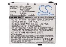 Cameron Sino Высококачественная батарея A7BTA020F, BT.00107.002, US55143A9H 1S1P для Acer Liquid A1, Liquid E, Liquid E Plus, E400, S100,