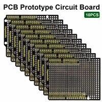 10PCS Keyestudio Prototype P CB Board For Arduino UNO R3 Shield Board FR-4 Environmentally Friendly