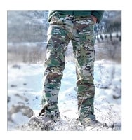 m3 tactical camouflage army pants men waterproof swat combat military cargo pants hunter hike casual outdoors trousers