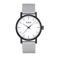 drop ship men clocks simple wrist watch japanese machine battery working two years warranty