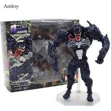 Figma Series NO.002 Spiderman NO.003 Venom PVC Figure Collectible Toy 16cm KT4070