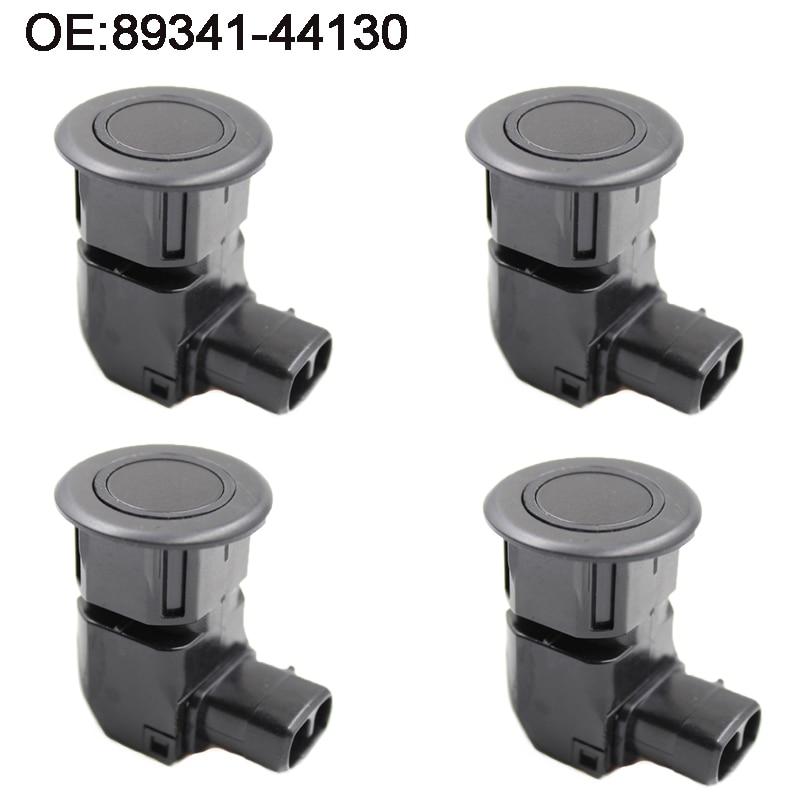 YAOPEI 4 Uds 89341-44130-C0 nuevo aparcamiento ultrasónico PDC Sensor para Toyota Hiace Caldina Ipsum 89341-44130
