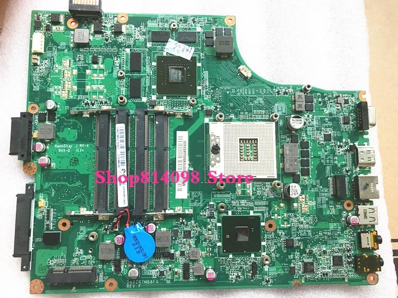 MBR6Y06001 MB. R6Y06.001 DA0ZR7MB8F0 para acer aspire 5745 5745G placa base para ordenador portátil HM55 GT420M